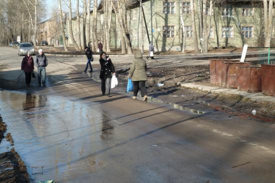 Потоп-2. Вода ушла - проблемы остались...