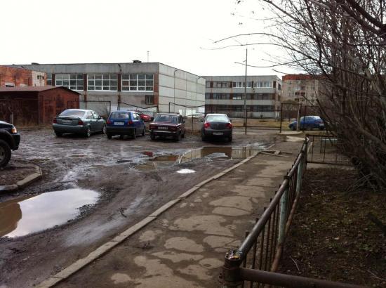 Вологодская колдобина: ремонта 20 лет ждем