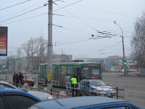 ДТП на ул. Пошехонское шоссе