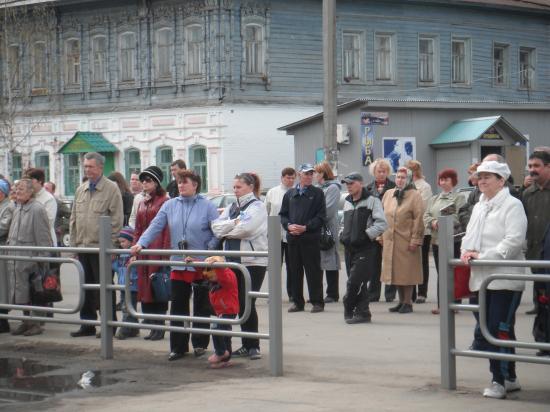 жители села Кубенское