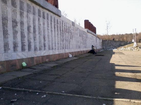 9 мая 2012 года монумент