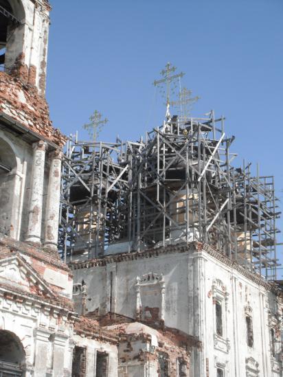 глава храма