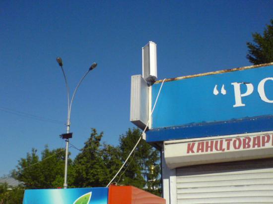 Принудительное вещание снова вторгается на улицы Вологды
