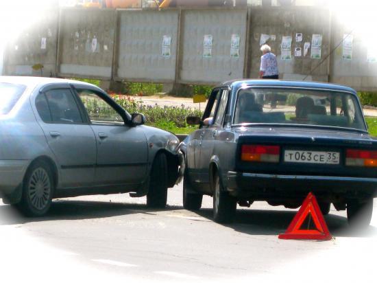 ДТП в Череповце 10 июля