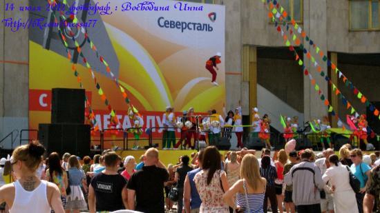 Танцевальные коллективы у ДКМ