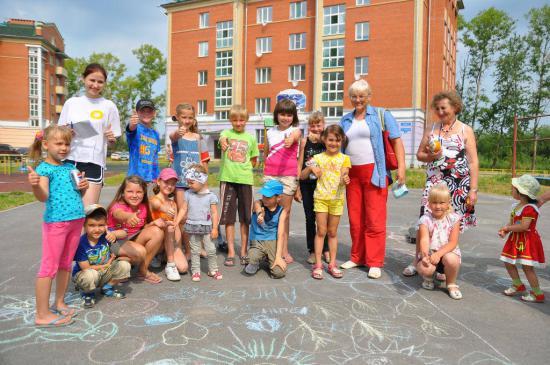 В городе Вологде «Город Детства» превращают в «Город Мусора»