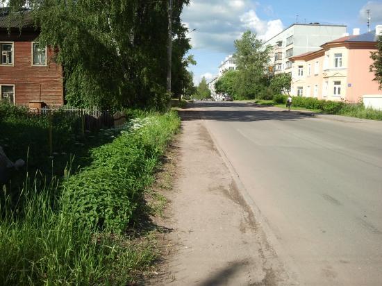 ул. Комсомольская