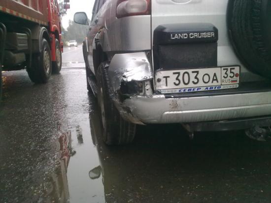 Борзота на дорогах