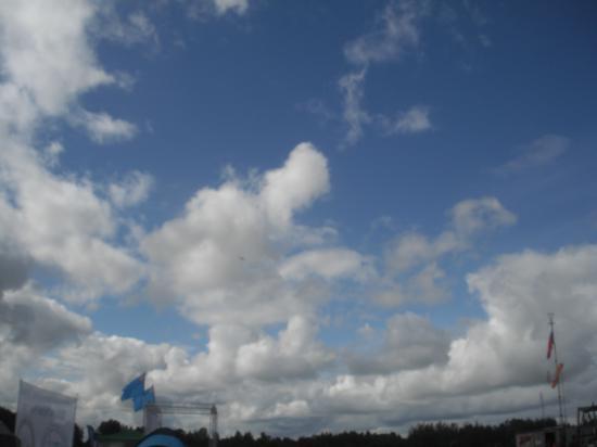 всем мы желаем чистого неба.