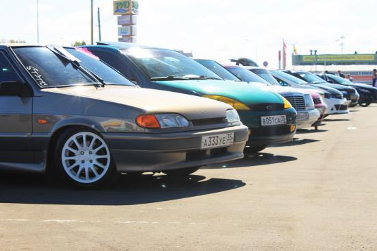 В Вологде прошла авто выставка Urban Auto Show