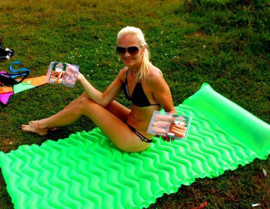Вот уже и пикник