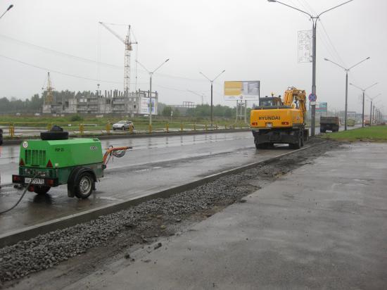Октябрьский проспект остановка