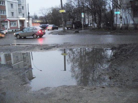 ул. Пролетарская-Октябрьская
