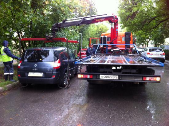 Судьба автомобилиста из республики Коми осталась неизвестной...