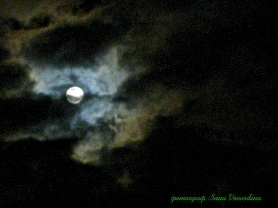 Луна во всей красе