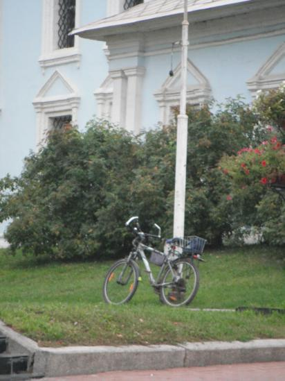 Я буду долго гнать велосипед...