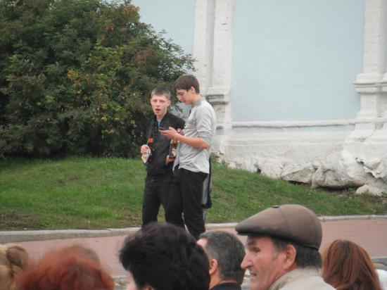 молодёжь тоже неравнодушна к музыке Николая Рубцова