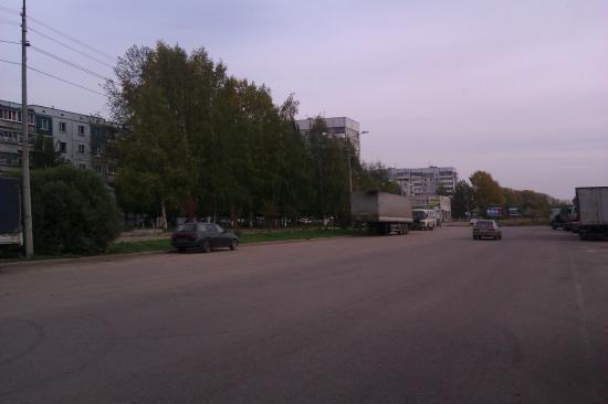 Ремонтная база на Новгородской (Бывалово)