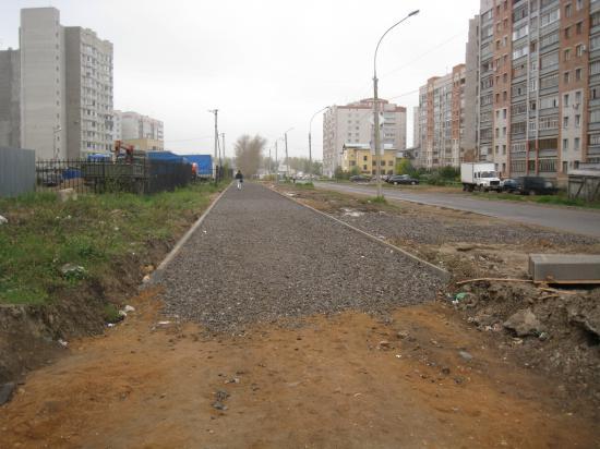 Улица Сергея Преминина