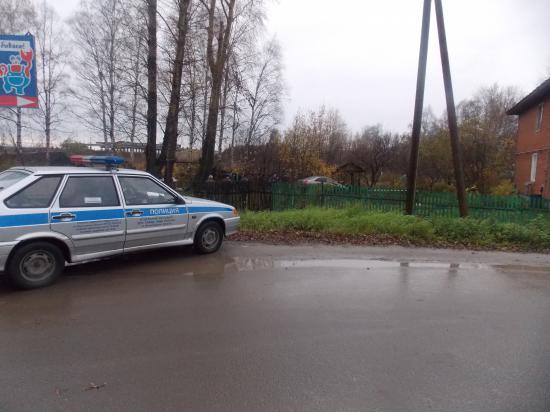 Погоня в Вологде
