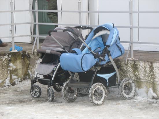 Для мамочек вход тот же, что и для взрослых