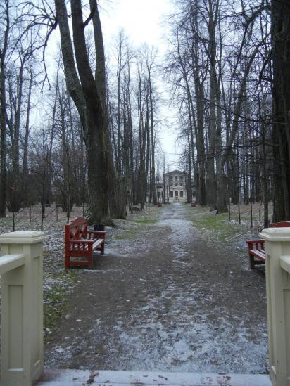 Усадьба Брянчанинова