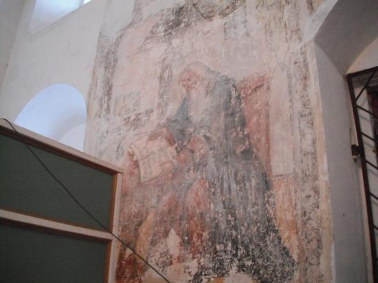 росписи храма котрый восстанавливал Василий Белов