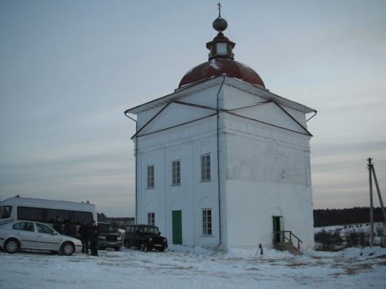 Церковь, которую восстановил писатель Василий  Белов