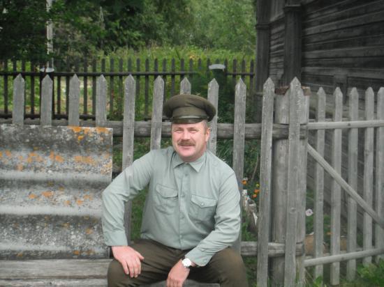 Кузьма Барахвостов лето 2011