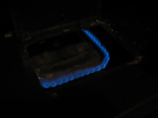 Спасительный газ