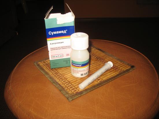 Лекарство из дорогих, потому и подделок много... Врачи говорят, иногда больные, ничего не подозревая, попросту пьют мел вместо антибиотика