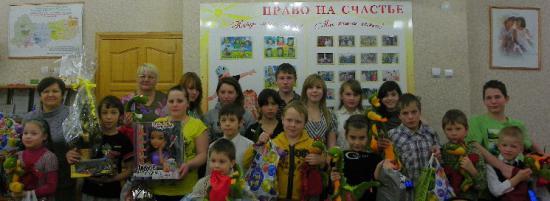 Благодарности Вологодского детского дома №2