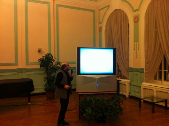 Творческий вечер Валерия Есипова