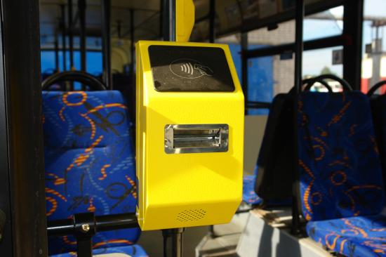 Электронные терминалы оплаты проезда в общественном транспорте вызвали немало споров среди вологжан
