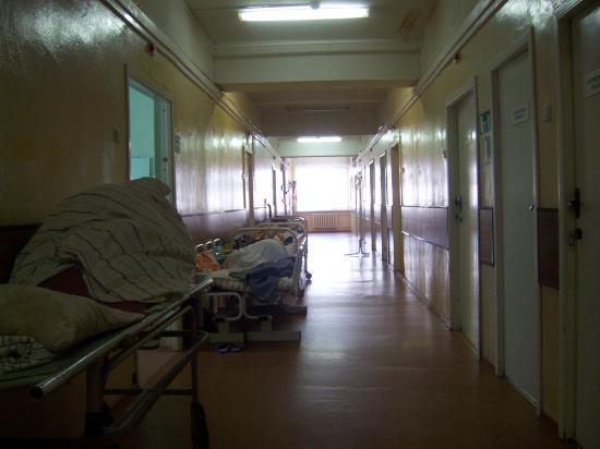 Мы с супругой следим за своим здоровьем, от болезней стараемся увернуться всеми доступными средствами (правильный образ жизни, свежий воздух по максимуму, здоровая еда и т.д.).  Одно то, что последний раз в этой больнице (городской № 1) мне пришлось лечит
