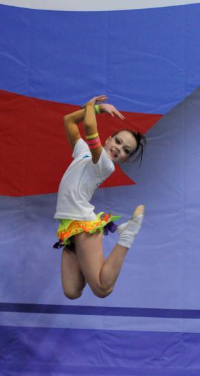 Новые успехи вологодских гимнасток