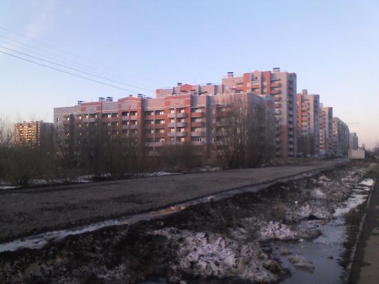 ул. Фрязиновскую - отсыпали щебнем и отгрейдировали.