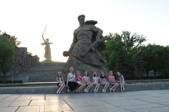 Победа в Волгограде