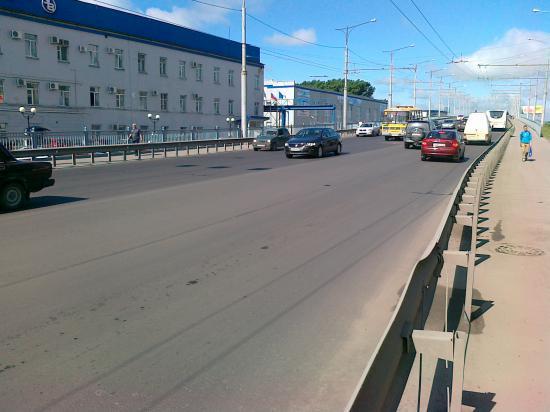 Ремонт на мосту 800-летия
