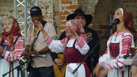 IV Международный фестиваль традиционной американской музыки