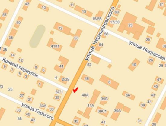 У дома 44 на Чернышевского погиб человек. Ищем очевидцев