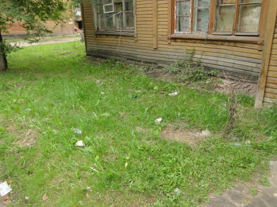 Дзержинского д.6