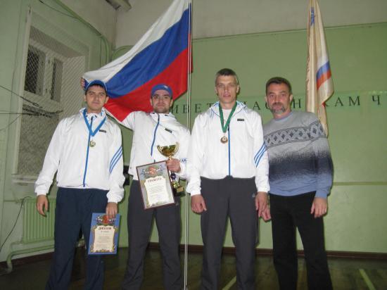 Вологодские  инкассаторы стали призерами Чемпионата Северо-Запада по прикладным видам спорта