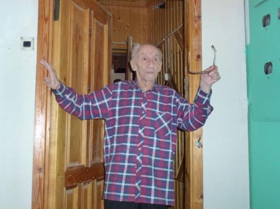 Абрам Наумович - 30 октября 2013г.