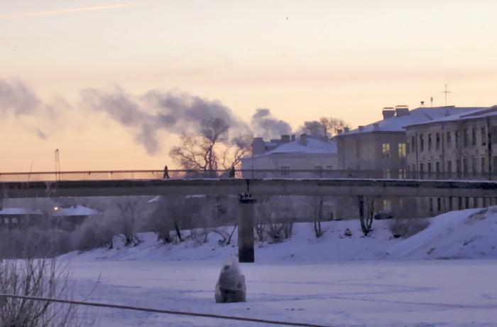 Неустойчивая погода вновь вернётся в Вологду
