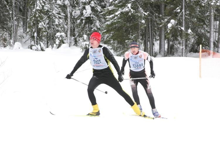 Вологодские полиатлонистки завоевали серебряные медали на этапе Кубка России
