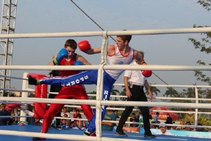 Вологжанин стал вице-чемпионом мира по французскому боксу «сават»