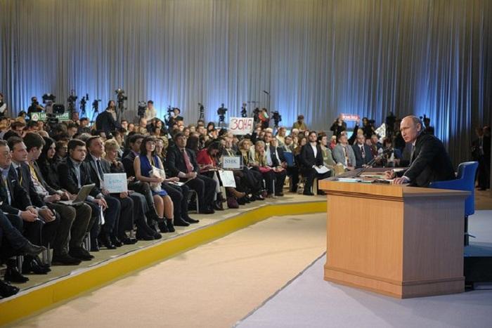 Путин заявил, что зарплата топ-чиновников должна быть высокой