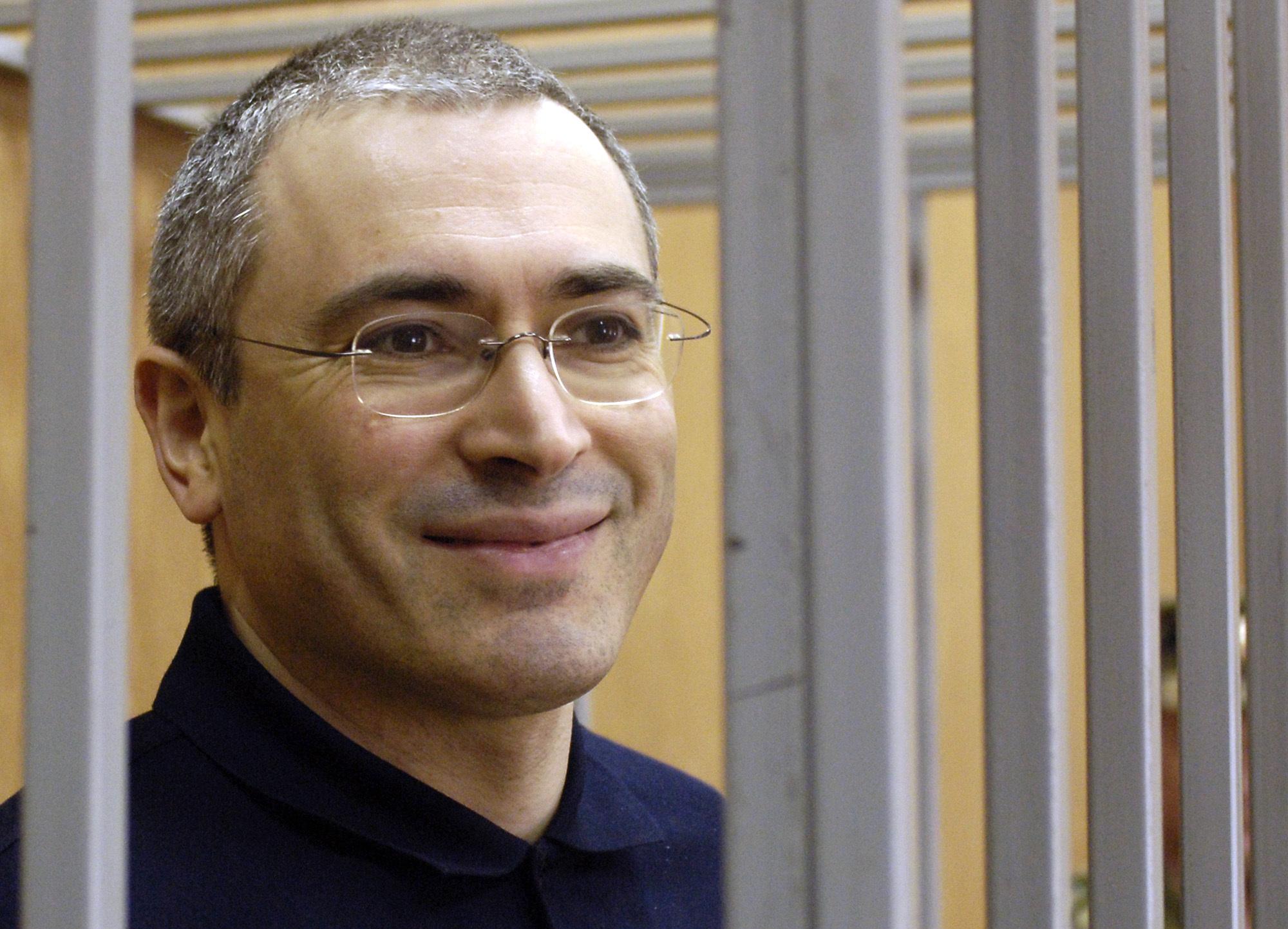 Владимир Путин помилует Михаила Ходорковского