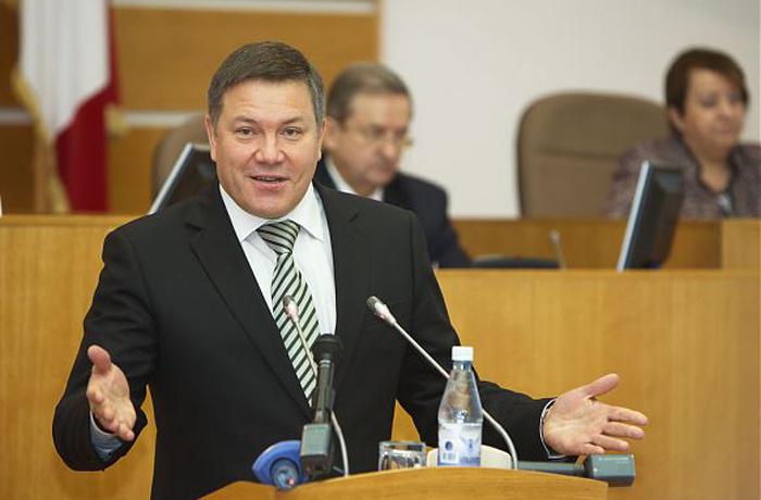 Вологодский губернатор подготовил годовой отчет